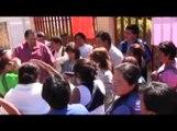 Escuela de Panchimalco la cierran padres de familia por agresiones fisicas y sexuales.