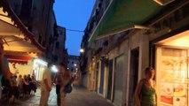 Venezia Ghetto di Venezia a piedi e di notte
