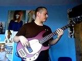 Enter Shikari - Sorry You're Not a Winner bass cover - Nick Latham