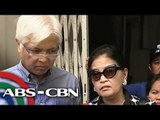 Enzo Pastor's wife snubs DOJ probe