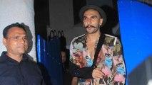 Ranveer Singh | Deepika Padukone's PIKU Success Party