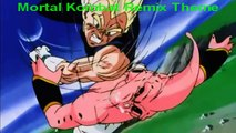 Dragon Ball Z AMV - Mortal Kombat Remix - HD 720p - The Immortals - Mortal Kombat Remix - DBZ AMV