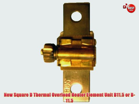 B11.5 SQUARE D OVERLOAD HEATER ELEMENT