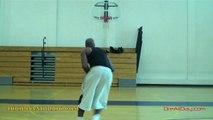 Dre Baldwin: Back-Thru Jab Dribble, In & Out Back-Thru Jumper Pt. 1 | NBA Footwork Scoring Moves