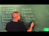 494 / Equations de droites - Systèmes linéaires / Système de trois équations à trois inconnues