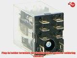 Omron LY2-AC24 General Purpose Relay Standard Type Plug-In/Solder Terminal Standard