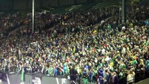 Portland Timbers Home Opener - Timbers Army National Anthem HD