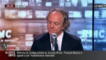 """Le parti pris d'Hervé Gattegno : """"Le collège de demain vaudra mieux que celui d'aujourd'hui!"""" - 20/05"""