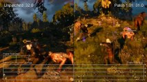 Should You Install The Witcher 3 Day One Patch? Xbox One 1.00 vs 1.01 Patch Frame-Rate Test