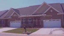 Termit Steel House, American House, Moduler House, Prefabricated House
