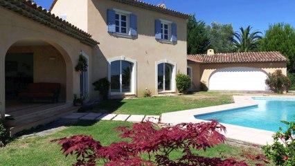 Villa A VENDRE - Valbonne - 6 pièces 240 m² - Piscine