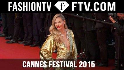 Cannes Film Festival 2015 - Day Four pt. 2 | FashionTV