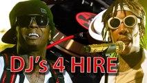 Lil Wayne & Wiz Khalifa: We're DJs Now!