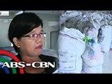 2,000 food packs para sa Mayon evacuees ininspeksyon