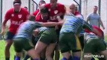 Torino, detenuti giocano a rugby: impariamo rispetto delle regole