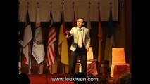 Lee Xi Wen - Toastmasters District 51 Humorous Speech Contest - We Are The Rakyat Lah