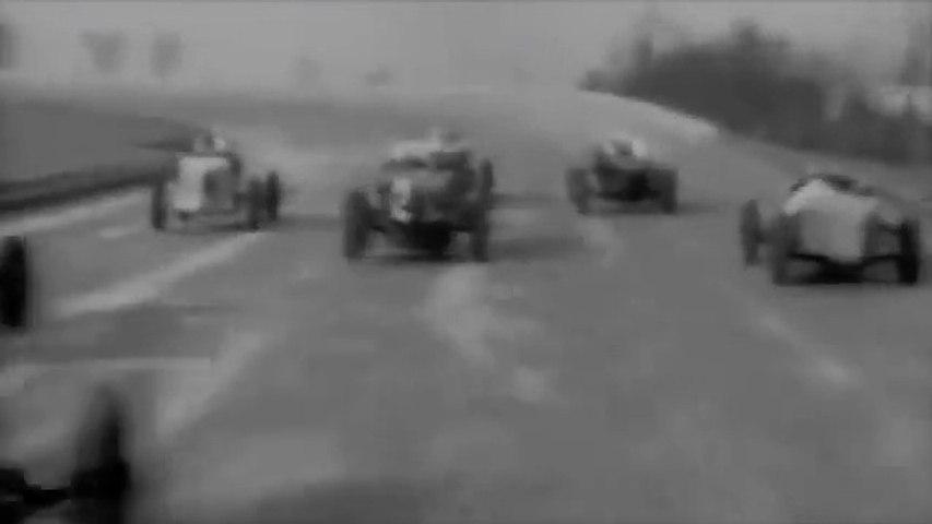 Accidents de voitures Vintage - compilation de...