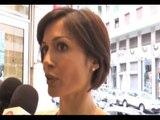 Napoli - Violenza sulle donne, Carfagna presenta il ''codice rosa'' (18.05.15)