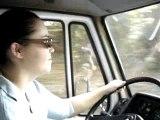 Video camion arrivée chevaux
