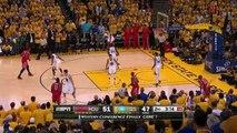 Warriors' 2nd Quarter 25-6 Run _ Rockets vs Warriors _ Game 1 _ May 19, 2015 _ 2015 NBA Playoffs
