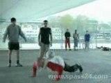 Ronaldinho vs Stickman (pub nike)