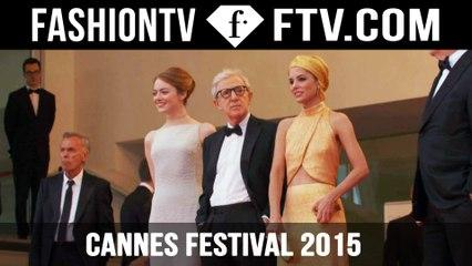 Cannes Film Festival 2015 - Day Three pt. 1 | FashionTV