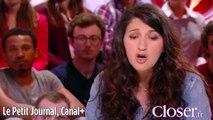 Le Petit Journal : Zineb El Rhazoui parle des millions versés à Charlie Hebdo