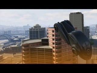 Top 5 Stunts - GTA Stunting (Episode 3)