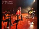 DIÁLOGOS GUITARRA Y CAJÓN - Festejo (Pepe Torres, Ma. del Carmen Dongo, Alex Torres)