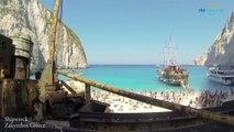 Shipwreck at Zakynthos Zante Greece by GoZakynthos