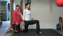 How to stretch the psoas - Myofascial