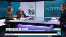"""Serge Klarsfeld : """"Il faut combattre les démagogues, comme Marine le Pen"""""""