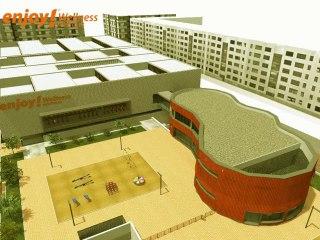 Centro Deportivo en Mostoles