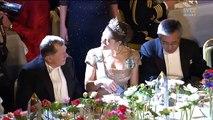 Princess Victoria at the Nobel Price dinner, 2010