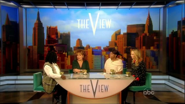 Should Romney Have Gone on The View    The View