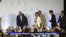 Caine, Fonda and Keitel show their 'Youth' at Cannes