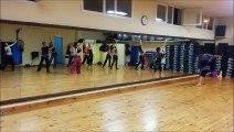 Les cours de danse orientale avec Sigalite