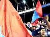 Hinchada Arsenal::Racing 2 - Arsenal 2