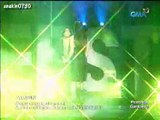 Regine w/ Robin - Pinoy Pop Superstar: Alipin