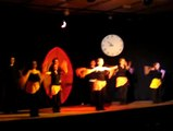 Spectacle Kot-et-Danse - Chorégraphie de groupe