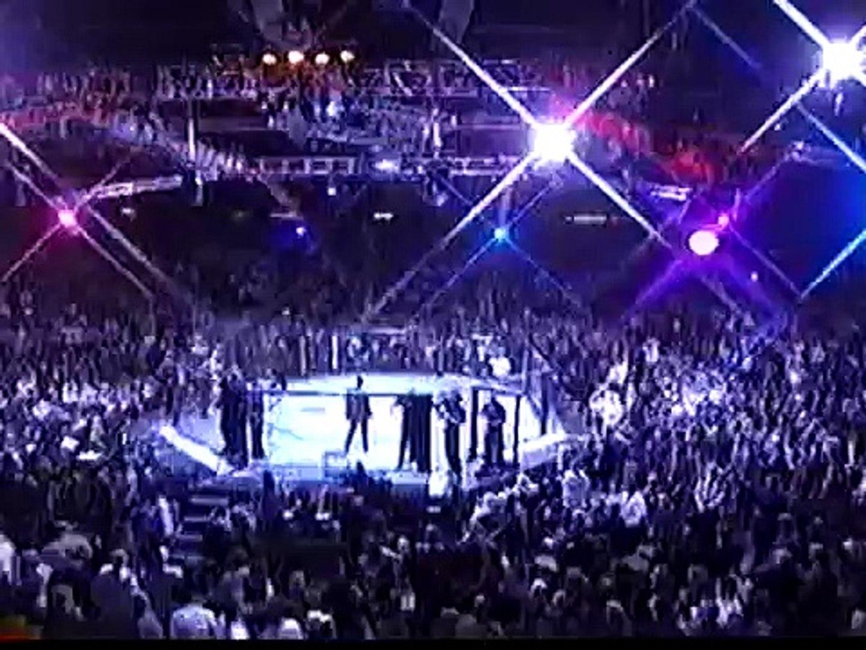 GSP UFC 94 Entrance