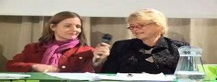 29/11/2010 EELV Paris 10e - Débat sur la drogue : intervention d'Eva Joly, Euro députée