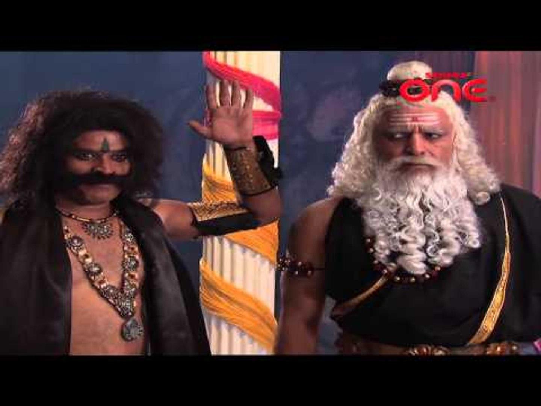 Jai Jai Jai Bajrangbali - 30/10/14   Episode No. 889 - HANUMAN KI DIPAWALI (Part 4)