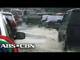 Thunderstorm floods Metro Manila areas