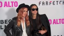 Demi Moore Calls Rumer Willis Amazing After DWTS Win