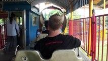 Small Whirlwind Junior Coaster Onride POV Suzhou Amusement Land China 苏州乐园