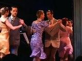 Argentine Buénos-Aires,soirée tango Argentin
