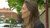 """Reportage """"Une journée avec Karine Berger"""""""