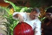 Jacques Torres Chocolate Demo at Harrah's - Video: Lew Steiner