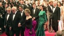 """Cannes: montée des marches de """"Youth"""""""